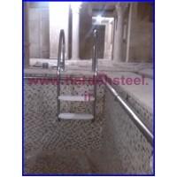 هندریل استیل استخری ، نصب هندریل استخر در کرج و تهران